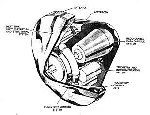 Prototipo del veicolo di rientro Mk-2
