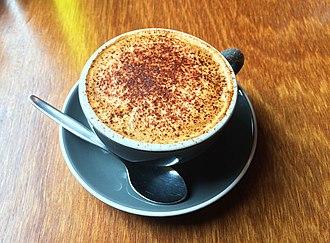 Caffè mocha - Image: Mocaccino Coffee