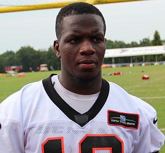 Mohamed Sanu - Sanu with the Bengals in 2013