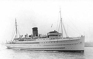 SS Mona's Queen (1934) - Mona's Queen 1930s
