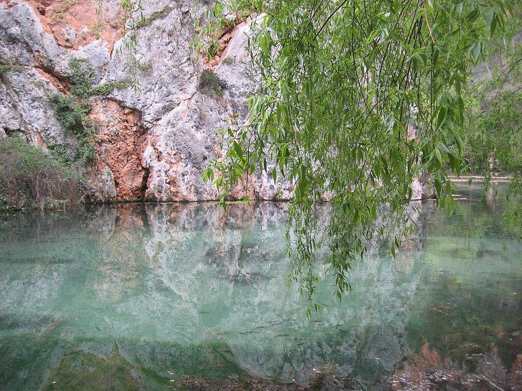 Monasterio de Piedra - Lago Espejo