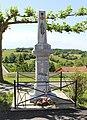 Monument aux morts de Sénac (Hautes-Pyrénées) 1.jpg