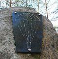 Monument paratroopers, Rzecin.JPG