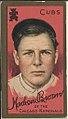 Mordecai Brown, Chicago Cubs, baseball card portrait LCCN2008677458.jpg