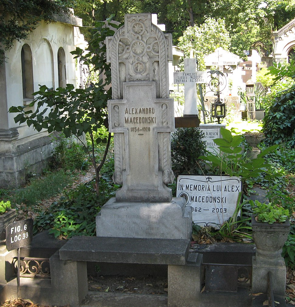 Mormant Macedonski