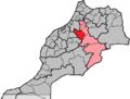 Morocco, region Meknès-Tafilalet, province Khénifra.png