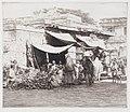 Mortimer Menpes - Menpes-98198 - Market in Kashmir - 1902.jpg