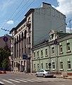 Moscow, Bolshaya Ordynka 64, embassy of Kyrgyzstan.jpg