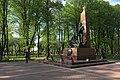 Moscow, Gospitalnaya Square, the 1812 obelisk (30954449950).jpg