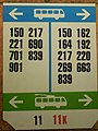 Moscow metro poster 2014. Direction to bus routes. (14986019873).jpg