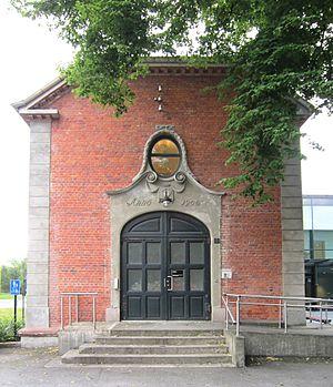 Moss District Court - Moss District Court