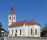 Moste Komenda Slovenia - church.JPG