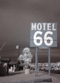 Motel 66 sign in Barstow, California LCCN2013633066.tif