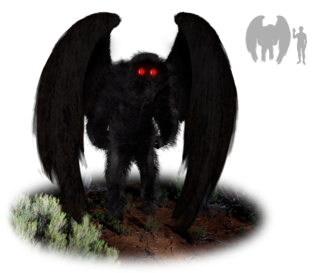 Mothman Legendary creature