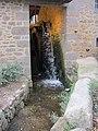 Moulin de la Coudrairie - Roue.JPG