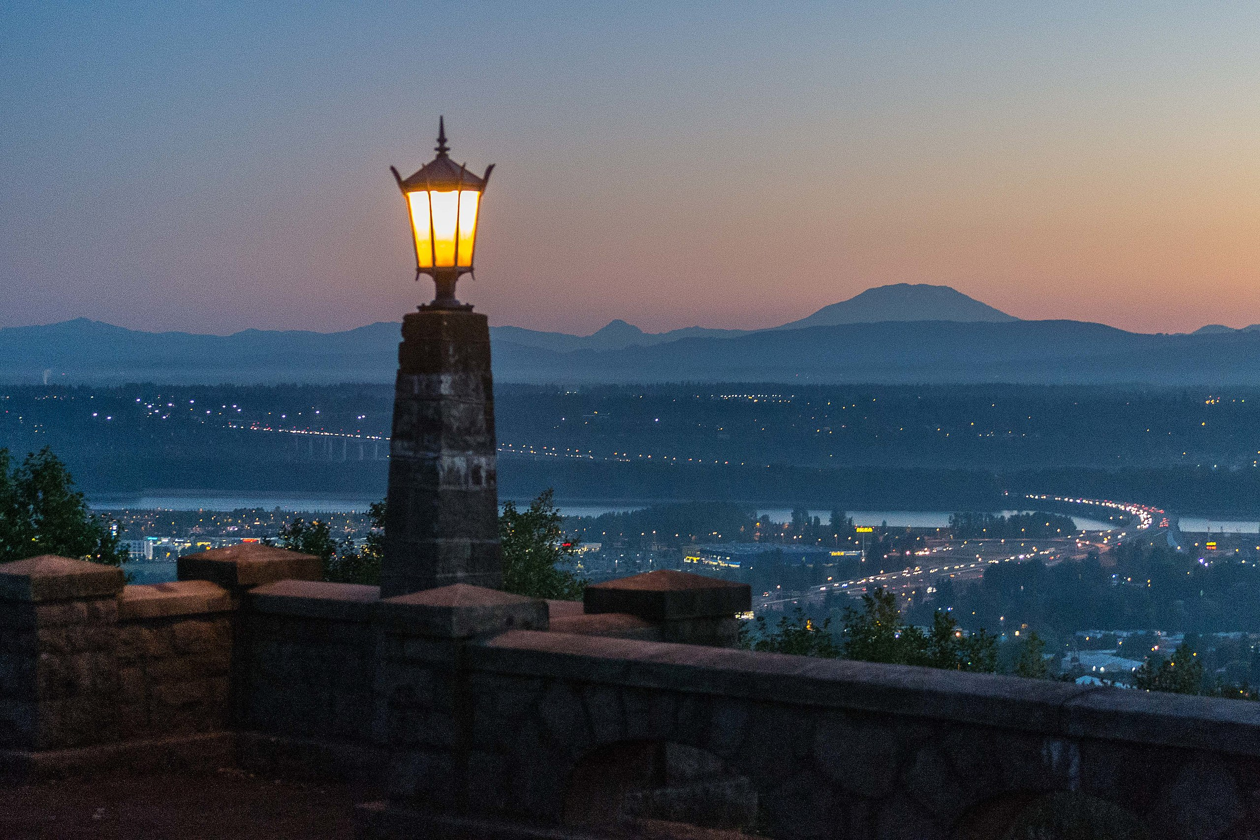 Rocky Butte Scenic Drive Historic District