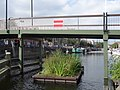 Mouterbrug - Delfshaven - Rotterdam - View of the bridge's fixed part from the southeast - low view.jpg