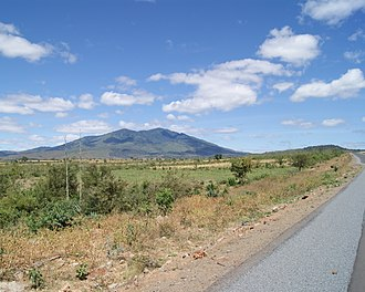 Babati District - Mt Kwahara