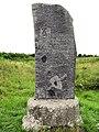Muhu stronghold memorial stone2.JPG