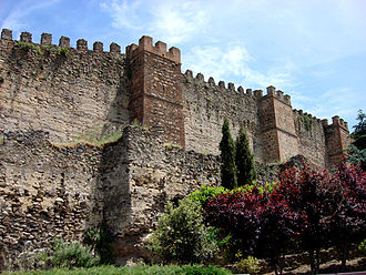 Community of Madrid - City walls of Buitrago del Lozoya