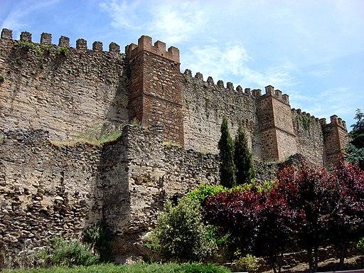 Muralla y barbacana de Buitrago del Lozoya