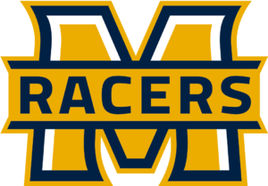 Murray State Racers men's basketball - Image: Murray State M Racers logo