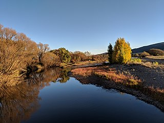 Billilingra Town in New South Wales, Australia