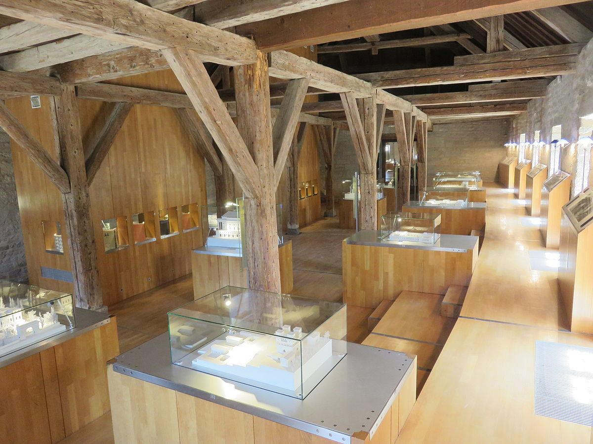 Mus e claude nicolas ledoux d 39 arc et senans wikip dia for Architecture utopiste