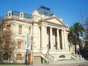 Santiago Museum of Contemporary Art - Contemporary Art Museum of Santiago