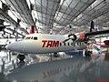 Museu TAM, Fokker 27 Super MK600 Friendship, PT-LAF - panoramio.jpg