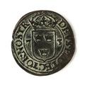 Mynt av silver. 2 öre. 1573 - Skoklosters slott - 108997.tif