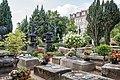 Nürnberg, Johannisstraße 53, 55, 57, Friedhof St. Johannis 20170821 002.jpg