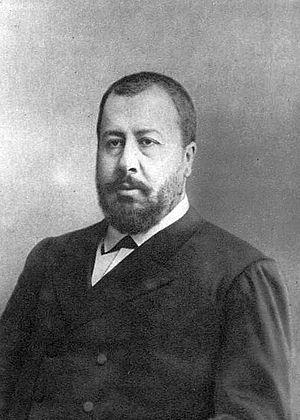 Nikolay Alekseyev - Image: N.A.Alekseyev, 1852 1893, Mayor of Moscow since 1885, photo of 1880s