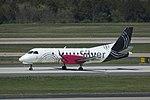 N435XJ Saab 340 of Silver Airways @ IAD.jpg