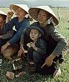 NARA 111-CCV-449-CC33192 Vietnamese civilians eating C rations Operation Van Buren 1966.jpg