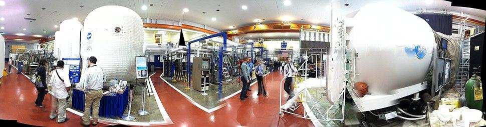 NASA LRC Materials Research Lab