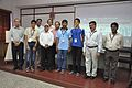 NCSM Dignitaries with Selected Students - Valedictory Session - Orientation cum Selection Camp for XXI International Astronomy Olympiad - NCSM - Kolkata 2016-05-17 3908.JPG
