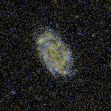 Ngc 10 in ultraviolet by galex