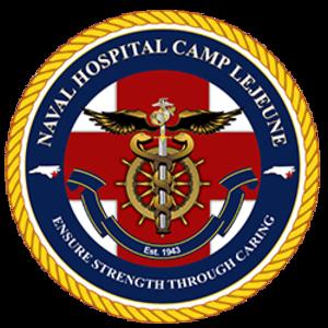 Naval Hospital Camp Lejeune - MCB Camp Lejeune Insignia