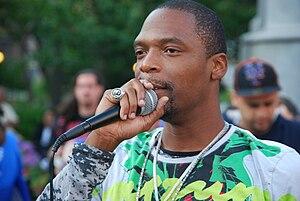 M-1 (rapper) - Image: NLN M1 Dead Prez