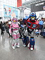 NYCC 2014 - Angry Birds Transformers (15324525059).jpg