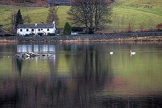 Hartley Coleridge - Nab Cottage, Hartley's home in Rydal, Cumbria.