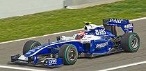 Nakajima Williams FW31.jpg