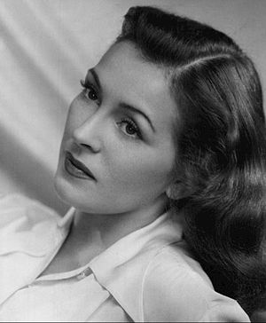 Nancy Kelly - Publicity photograph (1955)