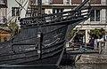 Nao Victoria (ship, 1992), Sète cf02.jpg