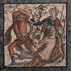Madness of Lycurgus