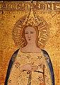 Nardo di cione, madonna del parto, 1350 ca. (museo bandini, fiesole) 02.jpg
