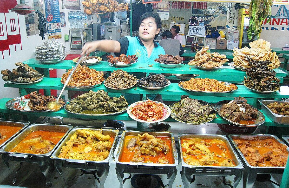 Padang Cuisine Wikipedia Kuliner  Pisang By Minar Production Bdg