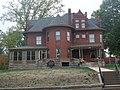 Nathaniel Burt House, Leavenworth, Kansas.JPG