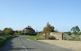 Choseley Human settlement in England